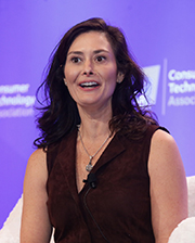 Aimee Lapic, CMO, Pandora