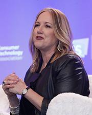 Deborah Wahl, CMO, Cadillac
