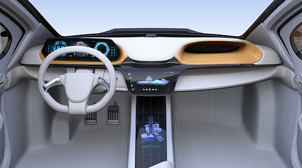 New Ways to Interface With Cars