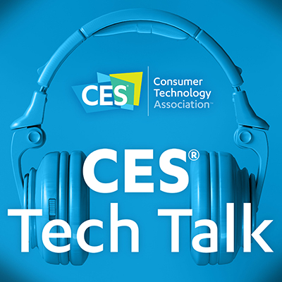 CES Tech Talk Podcast