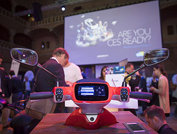 Latest vehicle and smart tech at CES Unveiled Amsterdam
