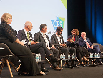 Executives lead the conversation on the latest in mobility at CES Unveiled Paris