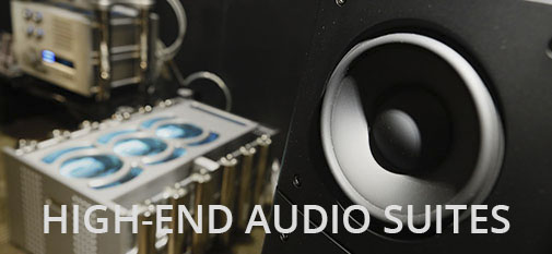 High-End Audio Suites