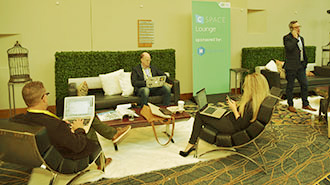 CES Lounges and Meeting Spaces Sponsorship