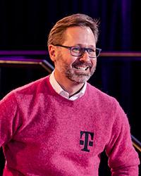 Mike Sievert, T-Mobile