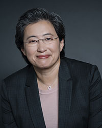 President and CEO Dr. Lisa Su