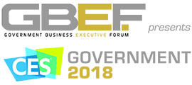 CES Government 2018 Logo