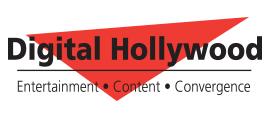 Digital Hollywood Logo
