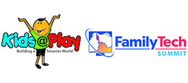 Kids@Play and FamilyTech Summit Logo