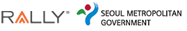 Rally and Seoul Metropolitan Government Logos