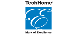 TechHome® Mark of Excellence Awards Logo