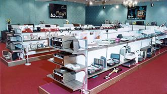 CES 1960s exhibit