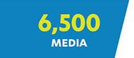 6,500 Media