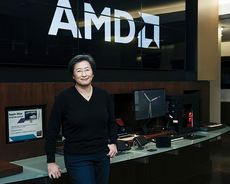 Dr. Lisa Su: AMD Keynote