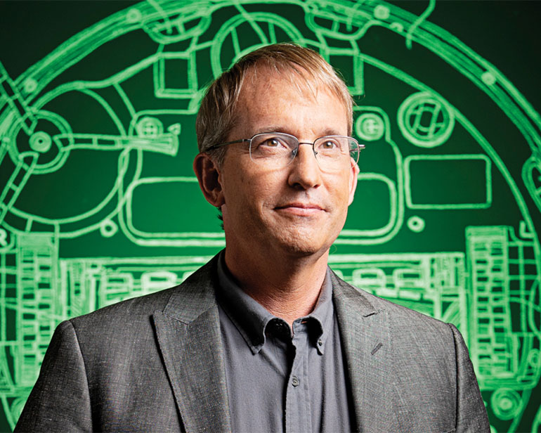 iRobot Founder and CEO Colin Angle