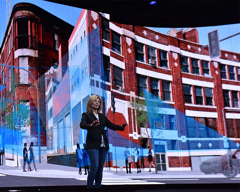 CES 2018 Ford Keynote About Smart Cities