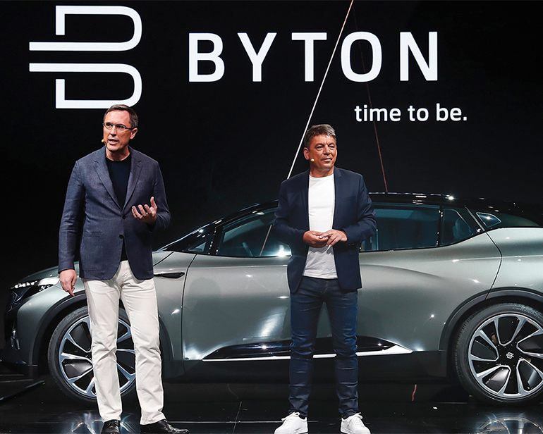 A Q&A with BYTON's Dr. Carsten Breitfield